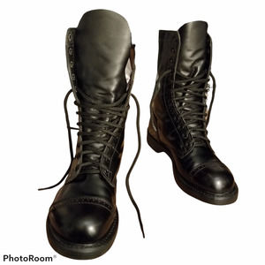 """Double H Men's 10"""" Combat Jump Boots"""